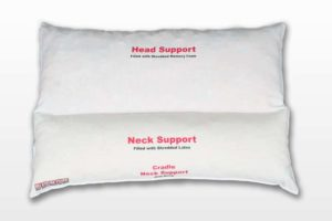 Bolster Neck Pillow >>